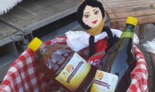 червено Мерло и бяло купажно вино