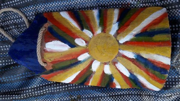 Рисувана керемида