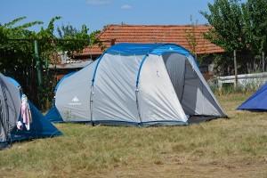 Палаткуване